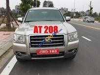 Bán Ford Everest 2.5AT năm sản xuất 2008 như mới