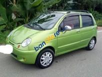 Cần bán gấp Daewoo Matiz sản xuất năm 2006, màu xanh lục