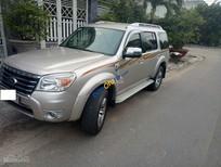 Bán Ford Everest Limited 2.5AT năm sản xuất 2012, màu bạc, giá tốt