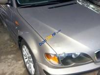 Bán ô tô BMW 3 Series 318i AT năm sản xuất 2003, màu nâu