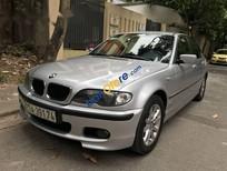 Cần bán lại xe BMW 3 Series 318i Sport năm sản xuất 2004, màu bạc
