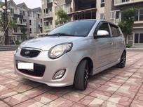 Cần bán lại xe Kia Morning SX 1.1 AT Sport 2011, màu bạc, xe đẹp