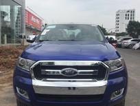 Ford Ranger XLT xe giao ngay, vay 80% gia xe, giá tốt nhất, khuyến mại sốc phụ kiện theo xe