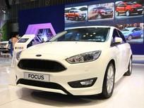 Ford Focus Titanium bản cao cấp, xe đủ màu giao ngay, hỗ trợ trả góp tối đa 90% giá xe