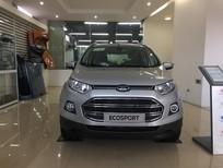 Ford Ecosport bản titanium, giá hấp hẫn, ưu đãi giảm giá 30% giá phụ kiện chính hãng