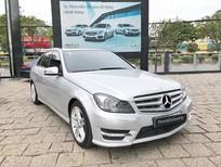 Trung tâm Mercedes Benz Bán Mercedes C300 AMG đời 2013, màu bạc, chỉ trả 276 triệu nhận xe