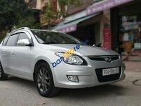 Cần bán lại xe Hyundai i30 CW đời 2010, màu bạc chính chủ giá cạnh tranh
