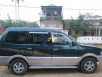 Chính chủ bán ô tô Toyota Zace GL đời 2002, màu xanh lam