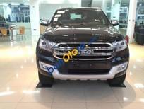 Dòng xe 7 chỗ nhập khẩu Thái Lan Ford Everest Titanium 2.2L 2017, hỗ trợ trả góp 80% tại Lai Châu