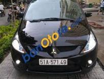 Cần bán lại xe Mitsubishi Grandis AT đời 2008, màu đen
