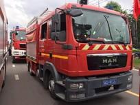 Bán  các loại xe chữa cháy đời 2017, nhập khẩu