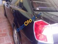 Bán Chevrolet Lacetti sản xuất 2012, màu đen như mới