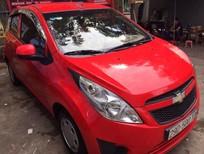 Bán xe Chevrolet Spark năm 2012, màu đỏ, nhập khẩu chính hãng, xe gia đình, 105 triệu