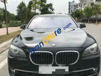 Bán ô tô BMW 7 Series V12 AT đời 2011, màu đen