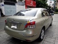 Bán xe Toyota Vios E 2009, màu vàng cát