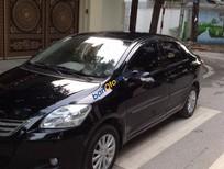 Cần bán gấp Toyota Vios E sản xuất 2010, màu đen chính chủ
