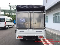 Xe tải 1.25 tấn, thùng mui bạt Thaco Kia Frontier125