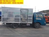 TPHCM bán xe Kia 2.3 tấn vào thành phố, xe giao ngay