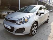 Bán Kia Rio 1.4 AT sản xuất 2014, màu bạc, xe nhập, giá 456tr