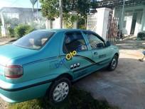 Bán Fiat Siena đời 2001, màu xanh