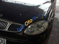 Bán Daewoo Leganza đời 2001, màu đen, nhập khẩu