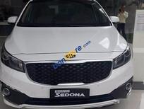 Bán ô tô Kia Sedona sản xuất 2017, màu trắng