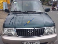 Gia đình bán Toyota Zace GL đời 2003, màu xanh
