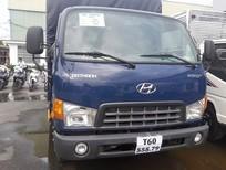 Bán chiếc HD99 6.5 tấn hãng Hyundai 2017, màu xanh lam, nhập khẩu chính hãng