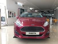 Ford Fiesta titanium mới 100%  2018, màu đỏ ,xe có sẵn đủ màu giao ngay