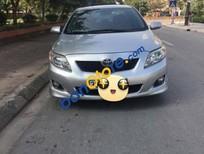 Cần bán gấp Toyota Corolla altis AT đời 2009, màu bạc