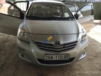 Cần bán Toyota Vios G đời 2011, màu bạc