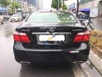 Bán Lexus LS 460L sản xuất 2007, màu đen, nhập khẩu chính chủ