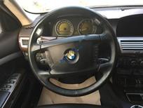 Cần bán xe BMW 7 Series 750Li đời 2005, màu đen, xe nhập, giá 680tr