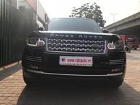Bán LandRover Range Rover LWB sản xuất 2015, đăng ký 215. Xe nhập khẩu chính hãng