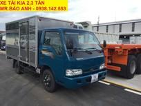 Giao ngay xe tải Kia K3000S thùng kín 2.3 tấn. Hỗ trợ vay ngân hàng mua xe