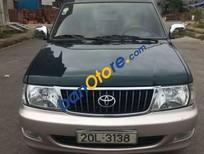 Chính chủ bán Toyota Zace GL đời 2005, màu xanh