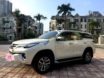Cần bán gấp Toyota Fortuner đời 2017, màu trắng, nhập khẩu nguyên chiếc