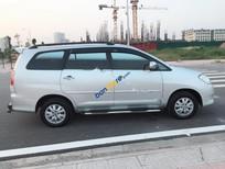 Bán Toyota Innova G đời 2011, màu bạc xe gia đình, giá 430tr