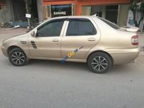 Bán Fiat Siena S sản xuất 2001, màu nâu vàng, nhập khẩu nguyên chiếc