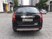 Bán xe Chevrolet Captiva LT đời 2008, màu đen chính chủ