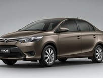 Cần bán Toyota Vios 1.5 G 2017 giá cạnh tranh hỗ trợ trả góp lên tới 90%