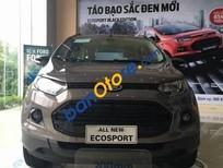 Bán Ford EcoSport 1.5 AT Titanium năm 2017, màu xám