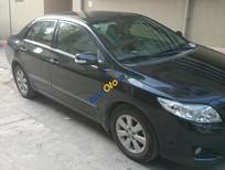 Cần bán xe Toyota Corolla altis đời 2009 số tự động