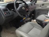 Cần bán gấp Toyota Zace GL đời 2005, màu xanh lam xe gia đình