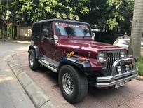 Bán Jeep Liberty đời 1990, màu đỏ, nhập khẩu nguyên chiếc