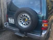 Cần bán xe Mitsubishi Pajero 2.5 đời 2001, màu xanh lam
