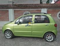 Bán Daewoo Matiz Se năm sản xuất 2004, màu xanh lục, nhập khẩu