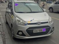 Cần bán xe Hyundai i10 đời 2015, màu bạc, nhập khẩu còn mới