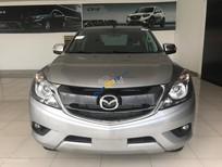 Cần bán xe Mazda BT 50 2.2MT 4x4 năm sản xuất 2018, màu xám, xe nhập, giá chỉ 655 triệu