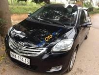 Cần bán Toyota Vios E đời 2010, màu đen chính chủ giá cạnh tranh